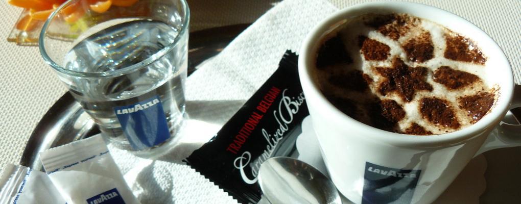 Jemná a lahodná originálna talianska káva Lavazza pre Vaše chvíle pohody